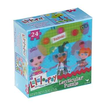 Lalaloopsy Lenticular Puzzle for Sale on Swap.com