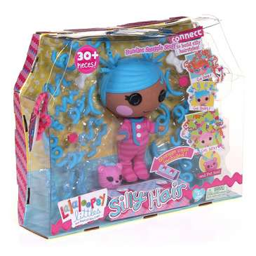 Lalaloopsy Littles Silly Hair Bundles Snuggle Stuff Doll for Sale on Swap.com