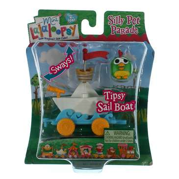 Lalaloopsy Mini Silly Pet Parade -Tipsy Sail Boat for Sale on Swap.com