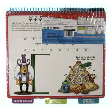 Language Skills Dry Erase Learning Book for Sale on Swap.com