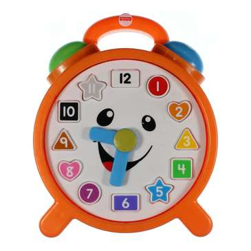 Laugh & Learn Clock for Sale on Swap.com
