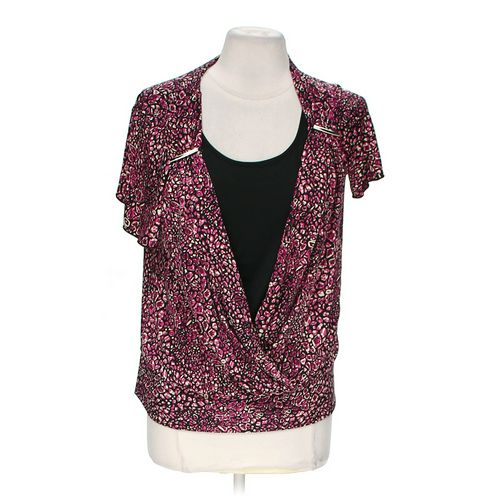 Notations Layered Blouse in size M at up to 95% Off - Swap.com