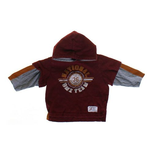 The Children's Place Layered Hoodie in size 12 mo at up to 95% Off - Swap.com