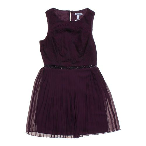 Speechless Layered Lace Dress in size JR 9 at up to 95% Off - Swap.com