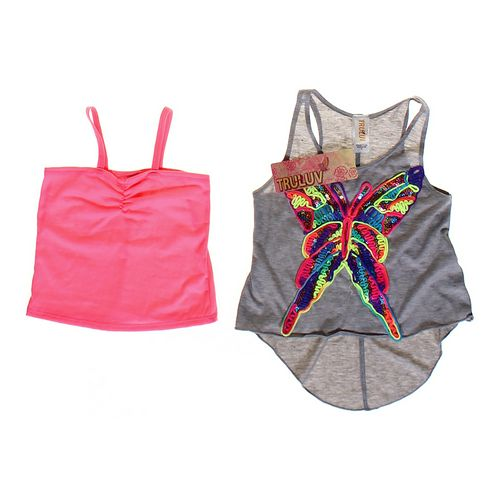 Tru Luv Layering Tank Top Set. in size 4/4T at up to 95% Off - Swap.com