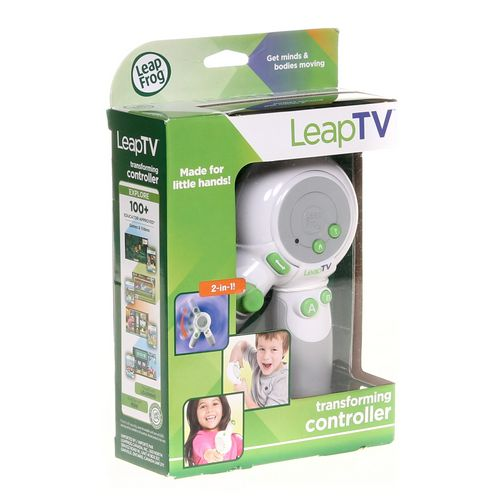 LeapTV Lead TV Transforming Controller at up to 95% Off - Swap.com
