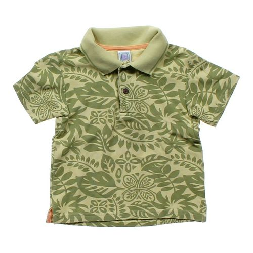 Little Me Leafy Polo in size 4/4T at up to 95% Off - Swap.com