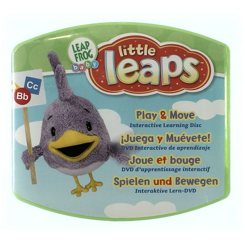LeapFrog Leap Frog Baby Little Leaps at up to 95% Off - Swap.com