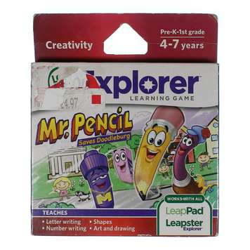 Leap Frog Explorer Learning Game for Sale on Swap.com