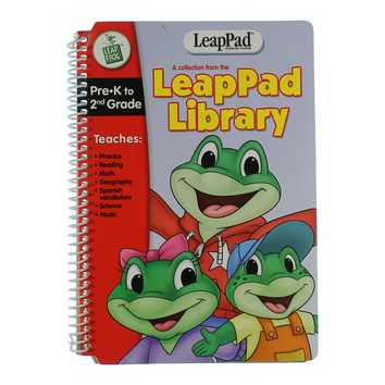 Leap Pad Library for Sale on Swap.com