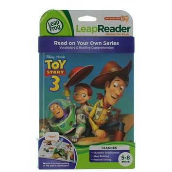 Leap Reader - Toy Story 3 Interactive Book for Sale on Swap.com