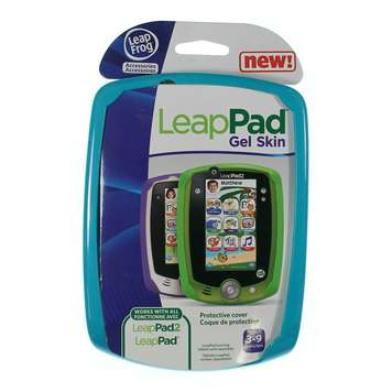 LeapFrog LeapPad2 Gel Skin - Blue(Works with LeapPad2 or LeapPad1) for Sale on Swap.com