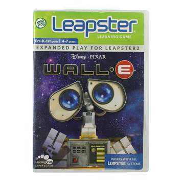 LeapFrog Leapster Learning Game Wall-E for Sale on Swap.com