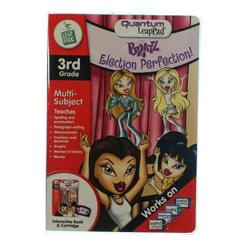 LeapPad Bratz Election Perfection for Sale on Swap.com
