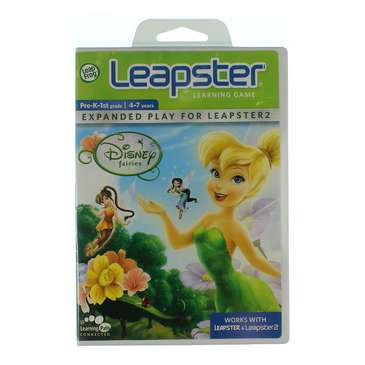 Leapster Learning Game: Disney Fairies for Sale on Swap.com