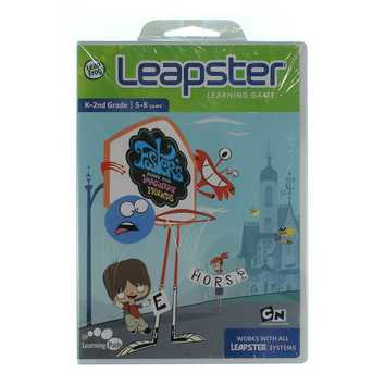Leapster Learning Game: Foster's for Sale on Swap.com