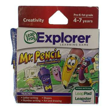 Leapster Learning Game: Mr. Pencil for Sale on Swap.com