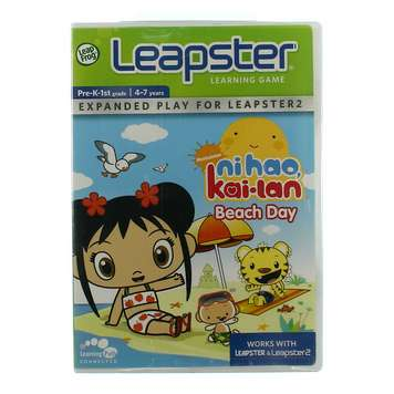 Leapster Learning Game Ni Hao, Kai-lan for Sale on Swap.com