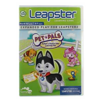 Leapster Learning Game Pet Pals for Sale on Swap.com
