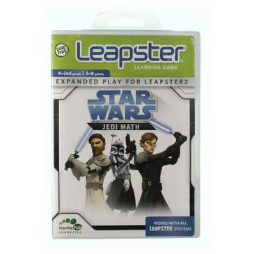 Leapster Learning Game: Star Wars Jedi Math for Sale on Swap.com