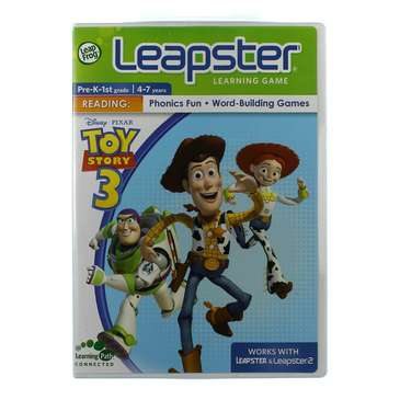 Leapster Learning Game: Toy Story 3 for Sale on Swap.com