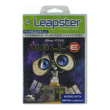 Leapster Learning Game: Wall E for Sale on Swap.com