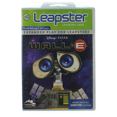 LeapFrog Leapster Learning Game: Wall.E at up to 95% Off - Swap.com