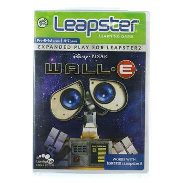 Leapster Learning Game: Wall.E for Sale on Swap.com