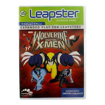 Leapster Learning Game: Wolverine and the X-Men for Sale on Swap.com