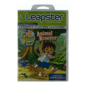 Leapster Nick Jr. Go Diego Go! Animal Rescuer for Sale on Swap.com