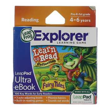 Learn To Read Collection Explorer Learning Game for Sale on Swap.com