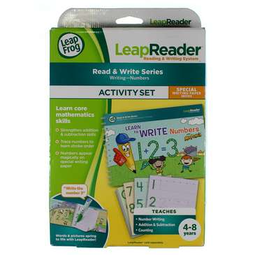Learn to Write Numbers With Mr. Pencile Activity Set for Sale on Swap.com