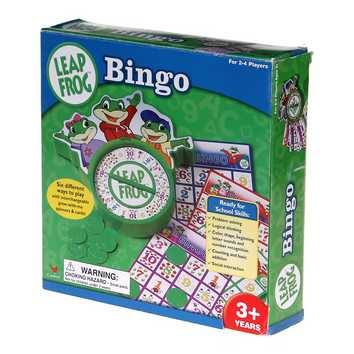 Learning Bingo for Sale on Swap.com