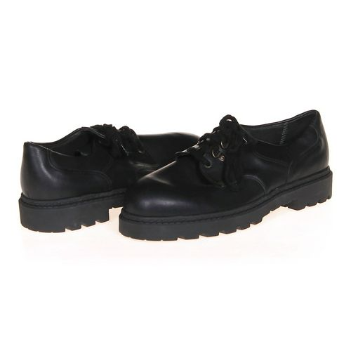 Domani Leather Dress Shoes in size 7 Youth at up to 95% Off - Swap.com