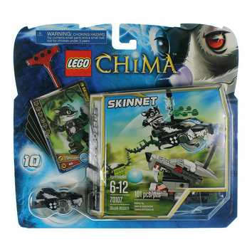 Legends of Chima Skinnet for Sale on Swap.com