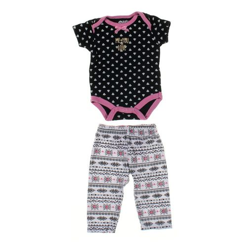 Baby Gear Leggings & Bodysuit Set in size NB at up to 95% Off - Swap.com