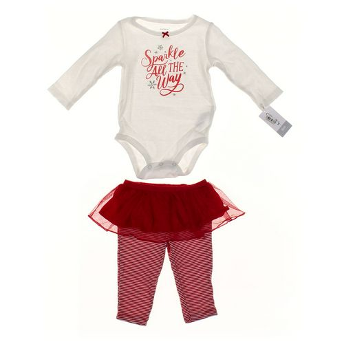 Carter's Leggings & Bodysuit Set in size 6 mo at up to 95% Off - Swap.com