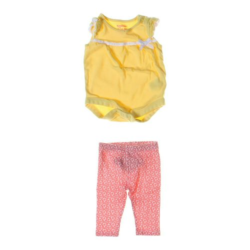 Child of Mine Leggings & Bodysuit Set in size NB at up to 95% Off - Swap.com