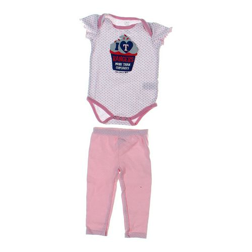 Child of Mine Leggings & Bodysuit Set in size 18 mo at up to 95% Off - Swap.com