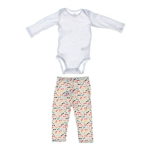 Gap Leggings & Bodysuit Set in size 12 mo at up to 95% Off - Swap.com