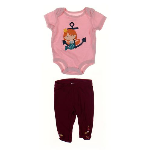 Gymboree Leggings & Bodysuit Set in size NB at up to 95% Off - Swap.com