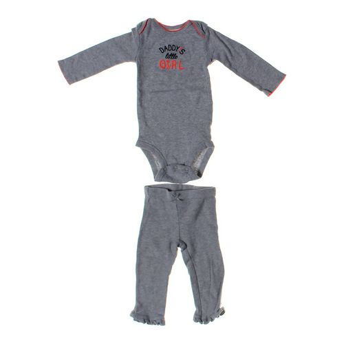 Just One You Leggings & Bodysuit Set in size 12 mo at up to 95% Off - Swap.com