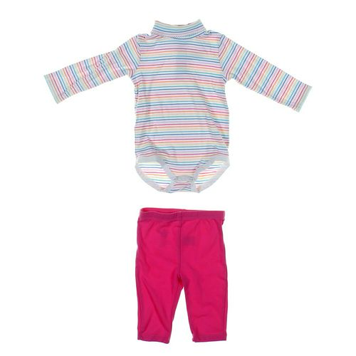 Kids Headquarters Leggings & Bodysuit Set in size 18 mo at up to 95% Off - Swap.com