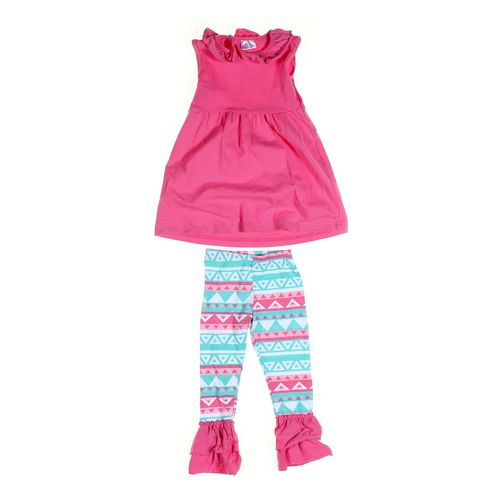 Leggings & Dress Set in size 3/3T at up to 95% Off - Swap.com