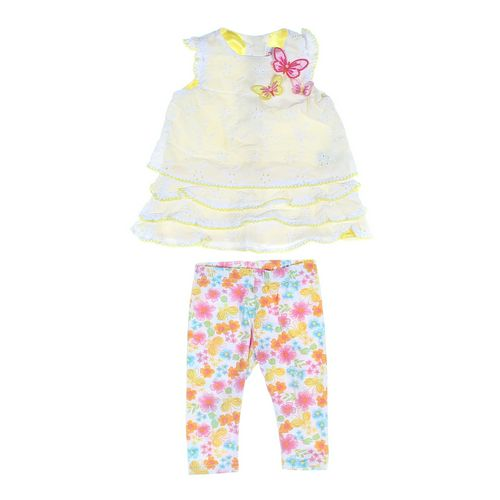 Youngland Leggings & Dress Set in size 6 mo at up to 95% Off - Swap.com
