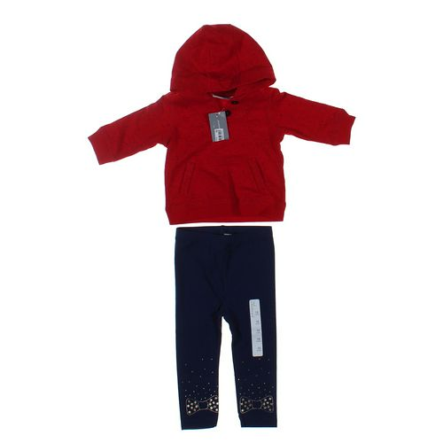 First Impressions Leggings & Hoodie Set in size 18 mo at up to 95% Off - Swap.com