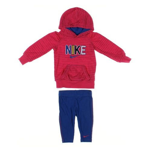NIKE Leggings & Hoodie Set in size 12 mo at up to 95% Off - Swap.com