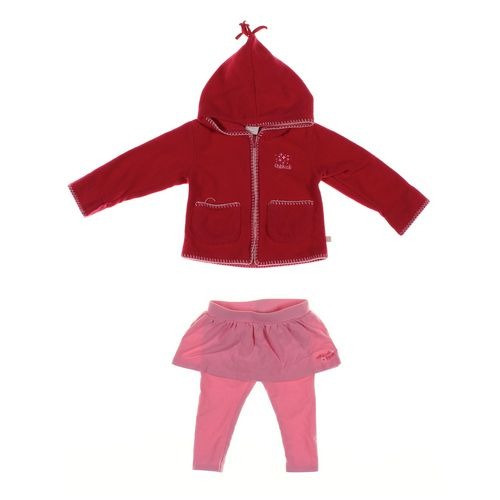 OshKosh B'gosh Leggings & Hoodie Set in size 12 mo at up to 95% Off - Swap.com