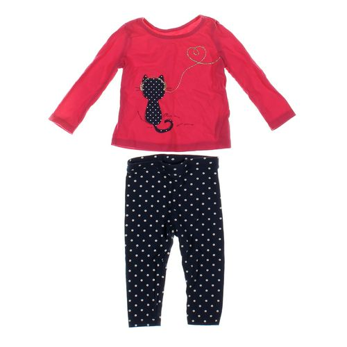 Baby Phat Leggings & Shirt Set in size 6 mo at up to 95% Off - Swap.com