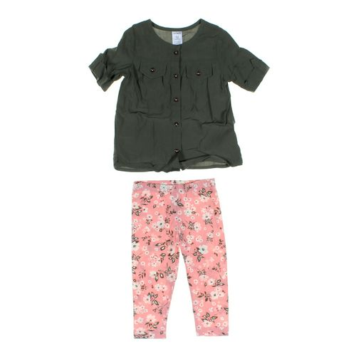 Carter's Leggings & Shirt Set in size 12 mo at up to 95% Off - Swap.com